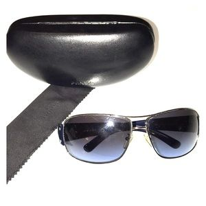 PRADA Blue Sunglasses